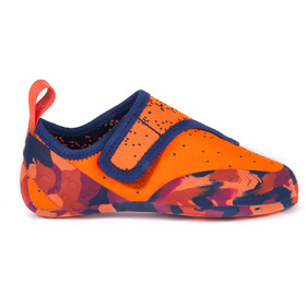 Butora Bora Chaussons d'escalade Enfant, orange